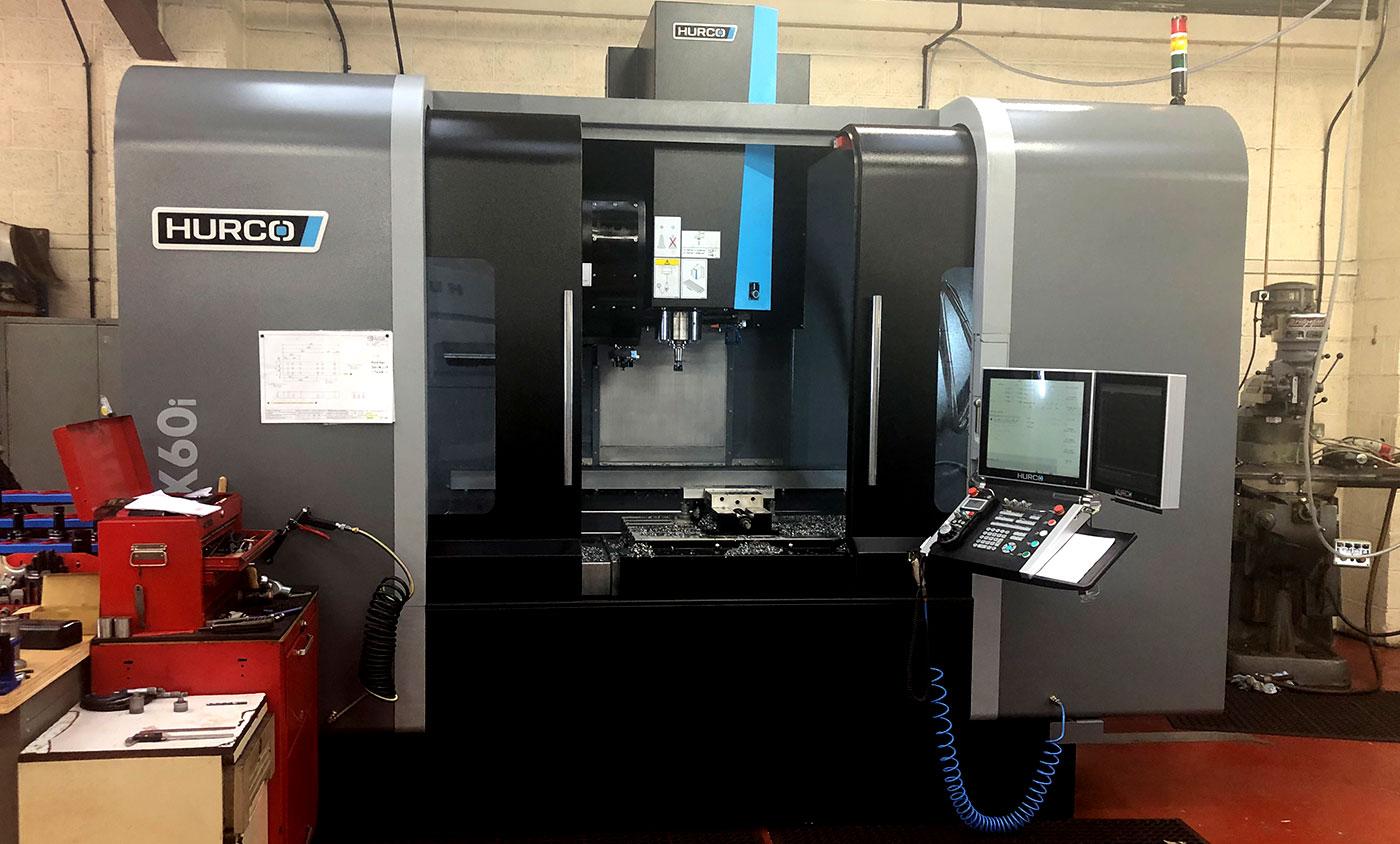 Hurco VMX60Ti CNC