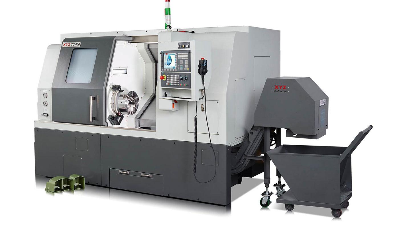 XYZ-TC400 CNC Lathe